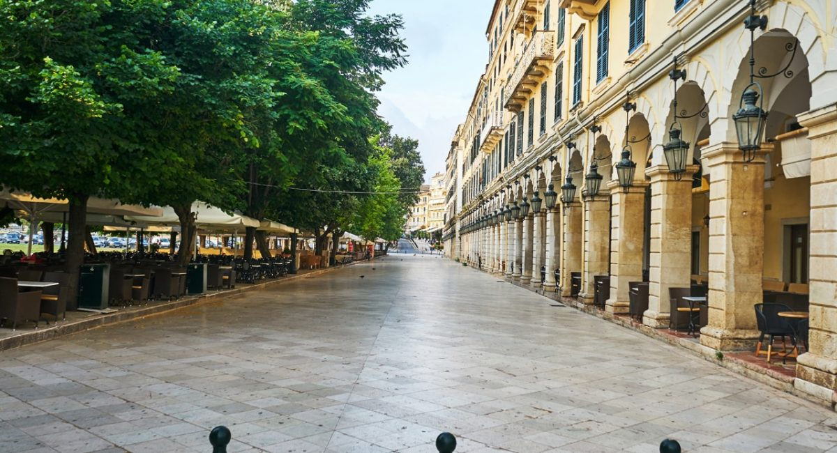 Historic Center of Corfu-min